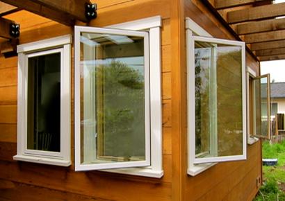 دستگاه ساخت درب و پنجره upvc