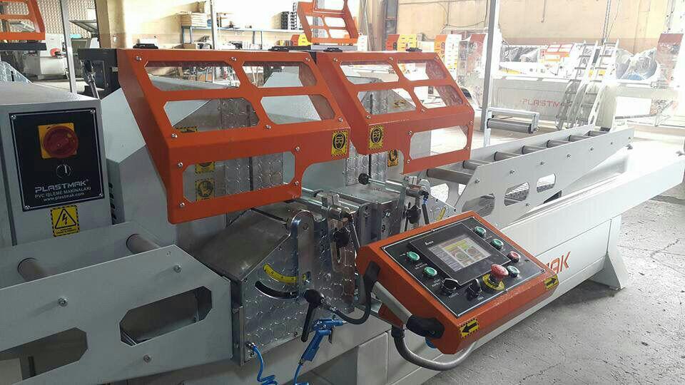 ماشین آلات مونتاژ درب و پنجره